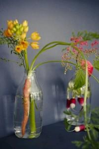 bouquet carotte