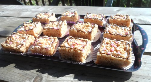 gateau-rice-krispies-aux-chamallow