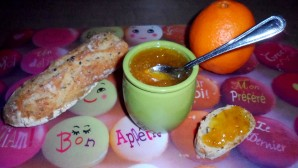 marmelade-d-oranges sur set