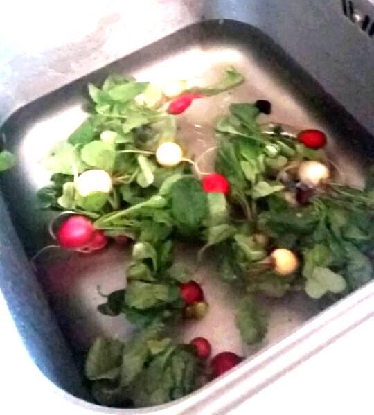 astuce nettoyage des légumes 1