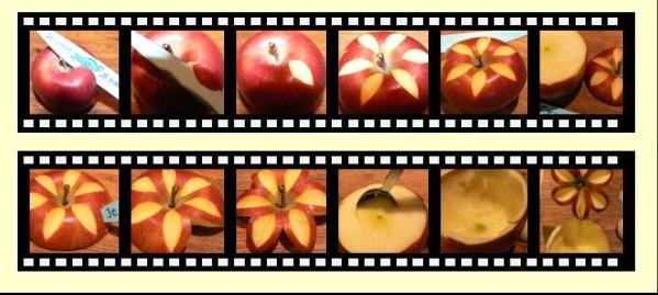 coupe-pomme-fleur