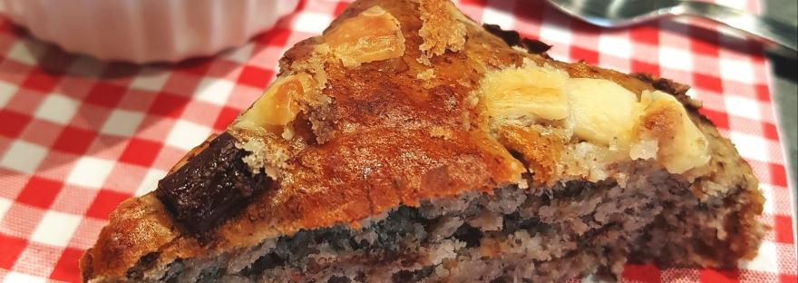 Le bananachoc sans sucre ni beurre mais terriblement gourmand les food 39 amour - Gateau sans sucre ni beurre ...