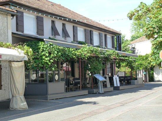 Restaurant Cousseau à Parentis en Born